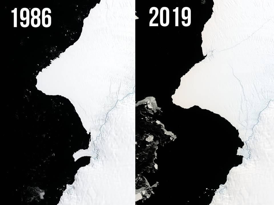 Antartide iceberg