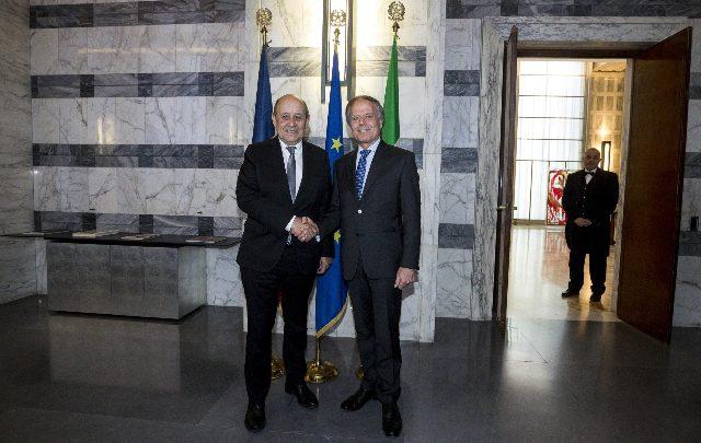 Libia, ministro Esteri Francia: