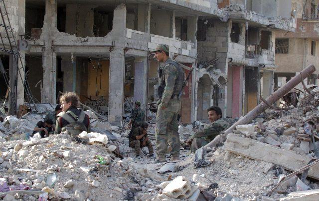 Tre francesi miliziani di daesh condannati a morte in Siria