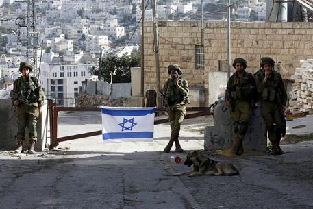 Palestinese ucciso a posto controllo Israele - Cronaca