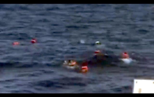 Migranti, naufragio al largo della Libia: ci sarebbero 40 vittime