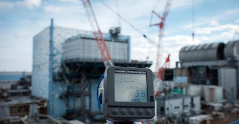 Fukushima acqua radioattiva