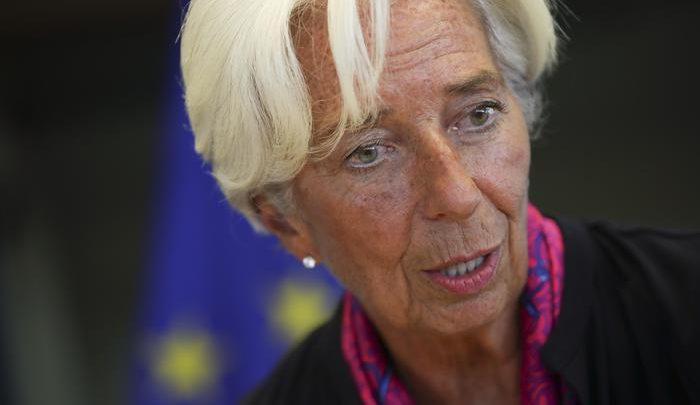 Europarlamento, via libera a Lagarde nuova presidente Bce