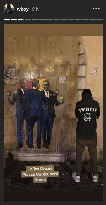 Tvboy governo Roma