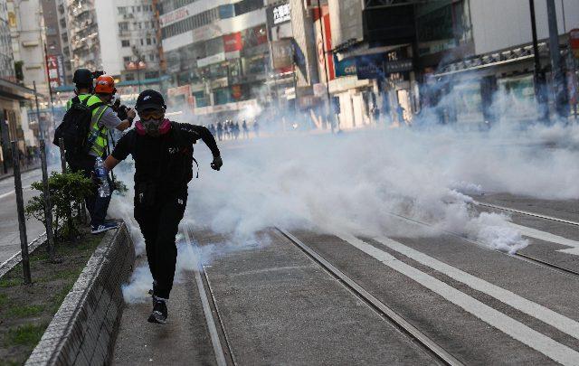 Hong Kong: ancora proteste, caos trasporti