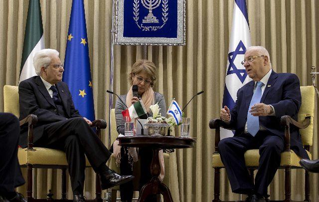 I grandi del mondo a Gerusalemme per un vertice contro l'antisemitismo