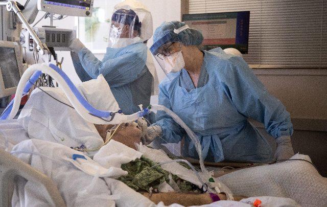 Coronavirus, altri 1.435 morti negli Usa