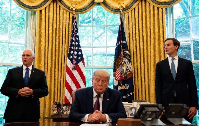 Trump annuncia l'ormai prossimo accordo fra Israele e Bahrein