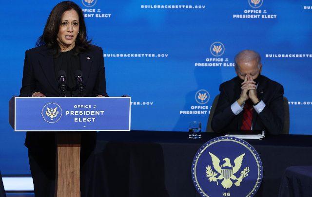 Time: Biden e Harris persone dell'anno