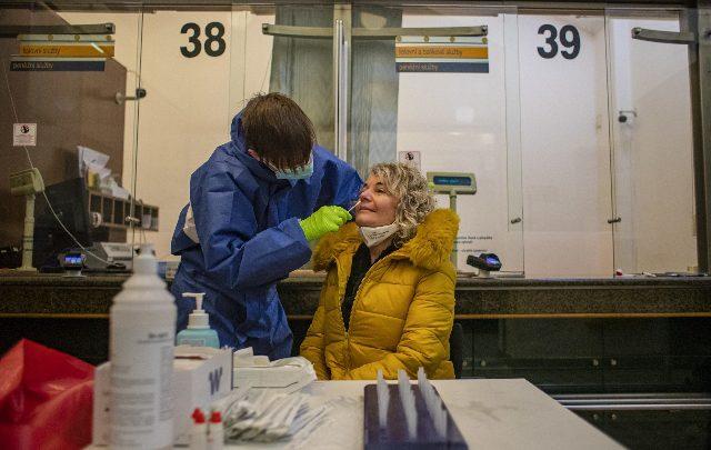 ++ Covid: Veneto sfiora 1.500 nuovi casi in 24 ore ++