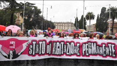Domenica 25 novembre la Giornata contro la violenza sulle Donne. Foto ANSA