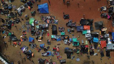 Migranti, Usa chiudono il confine con il Messico. Foto ANSA