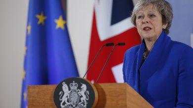 Theresa May, Primo ministro del Regno Unito. Foto ANSA