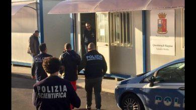 Sbarco a Pozzallo, fermati 5 scafisti. Foto ANSA