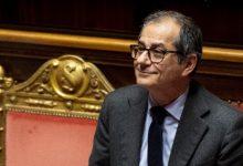 Giovanni Tria, Ministro dell'economia e delle finanze. Foto ANSA