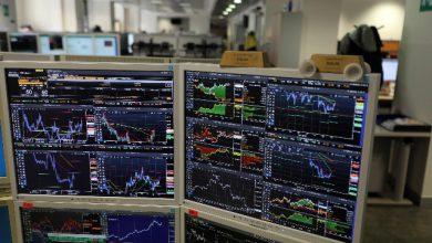 Il mercato azionario. Foto ANSA