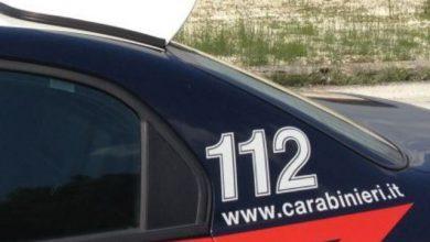 Una pattuglia dei Carabinieri. Foto ANSA