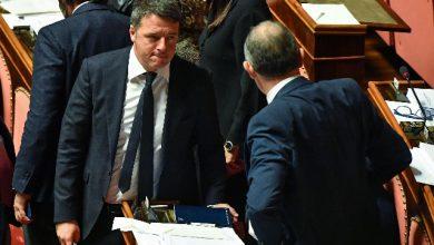 Matteo Renzi. Foto ANSA