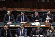 Il Governo. Foto ANSA