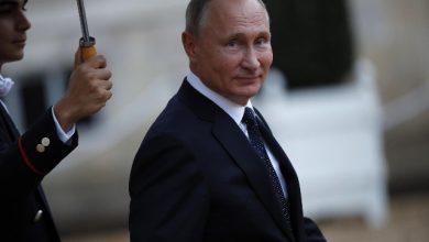 Vladimir Putin, Presidente della Federazione Russa. Foto ANSA