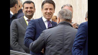 """Conte: """"Giusto che decidano le Camere"""". Foto ANSA"""
