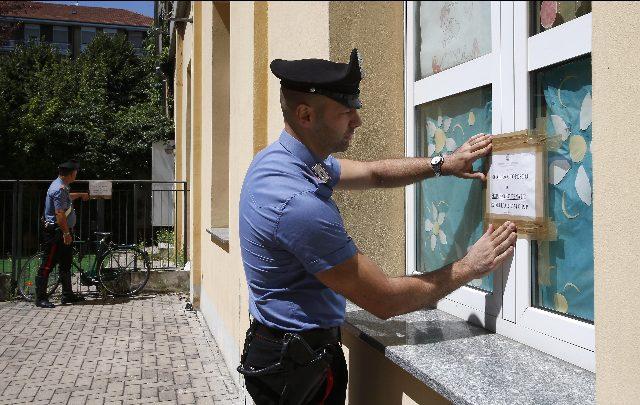 Arrestato maestro. Foto ANSA