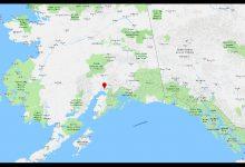Terremoto in Alaska. Foto ANSA