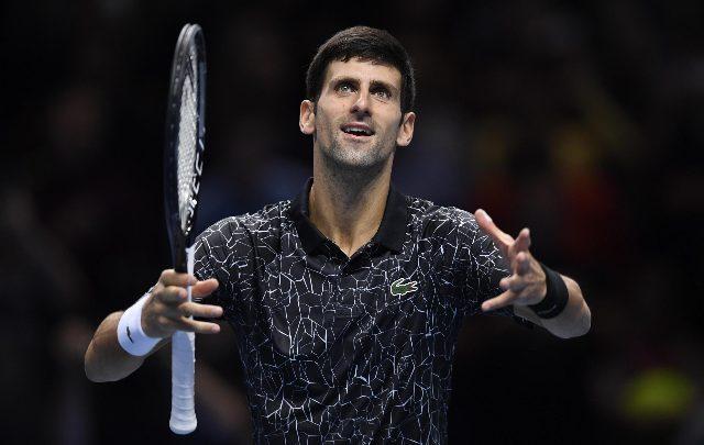 Tennis, Djokovic. Foto ANSA