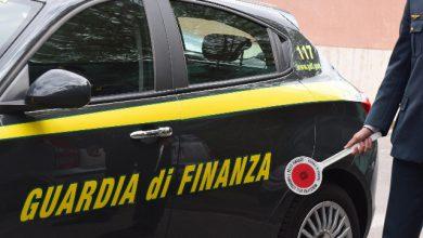 Guardia di Finanza. Foto ANSA