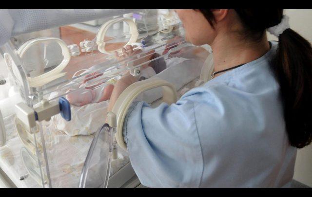 Reparto pediatrico