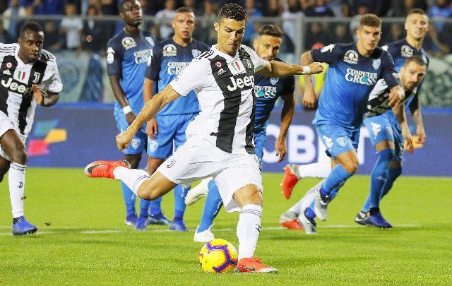 Cristiano Ronaldo. Foto ANSA