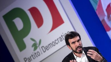 L'attuale segretario del PD, Maurizio Martina. Foto ANSA