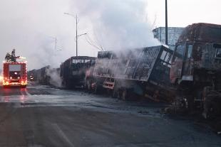 Cina, esplosione in impianto chimico