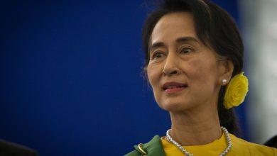 Aung San Suu Kyi. Foto Wikipedia