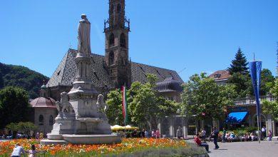 Qualità della vita, Bolzano la città in cui si vive meglio in Italia. Foto Wikipedia