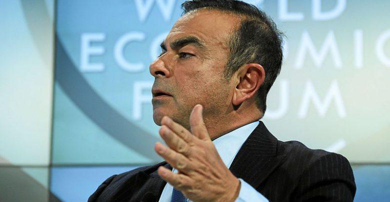 Carlos Ghosn. Foto Wikipedia