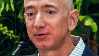 Jeff Bezos, amministratore delegato di Amazon. Foto Wikipedia