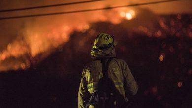 california incendi