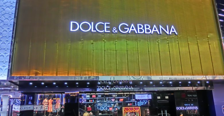 Dolce & Gabbana - Foto ANSA