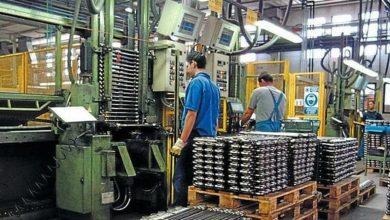 Crolla la produzione industriale. Foto ANSA