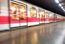 Metropolitana di Milano, linea 1. Foto Pixabay