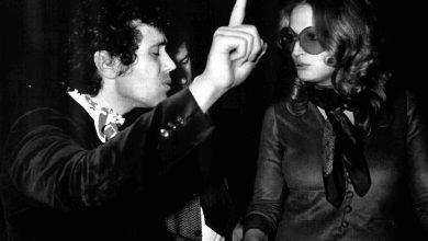 Mina e Lucio Battisti. Foto Wikipedia