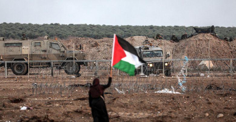 scontri nella strisica di gaza, uccisi 7 palestinesi e un israeliano