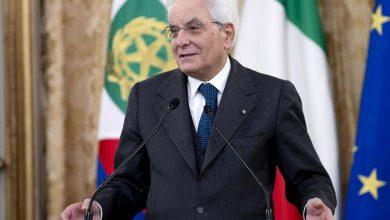 Il Presidente della Repubblica, Sergio Mattarella. Foto ANSA