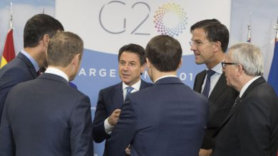I leader del G20.l. Foto ANSA