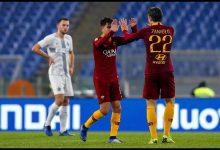 Roma - Inter. Foto ANSA