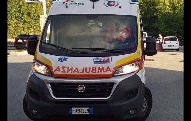 Treviso, perde la vita un 19enne in un tremendo incidente stradale. Foto ANSA