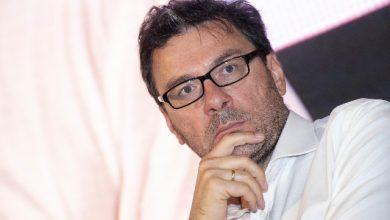 Giancarlo Giorgetti, sottosegretario alla Presidenza dei Ministri. Foto ANSA