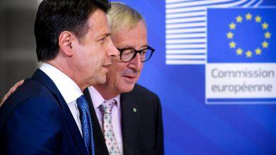 Conte incontra Juncker