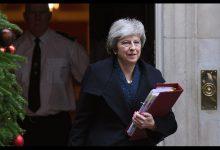 Brexit - Teresa May - Foto ANSA